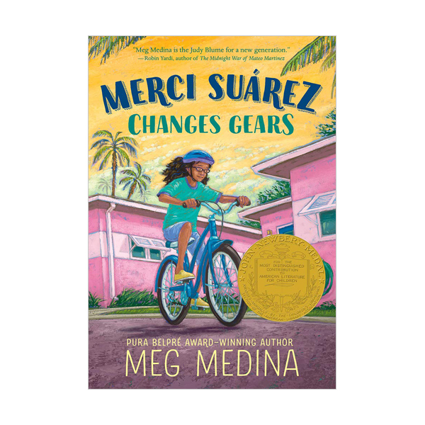 ★2019 뉴베리★ RL 4.6 : Merci Suarez Changes Gears (Hardcover, Newbery)