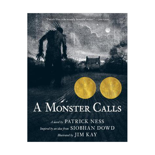 A Monster Calls : Inspired by an idea from Siobhan Dowd (Paperback)
