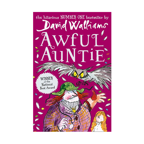 Awful Auntie (Paperback, 영국판)