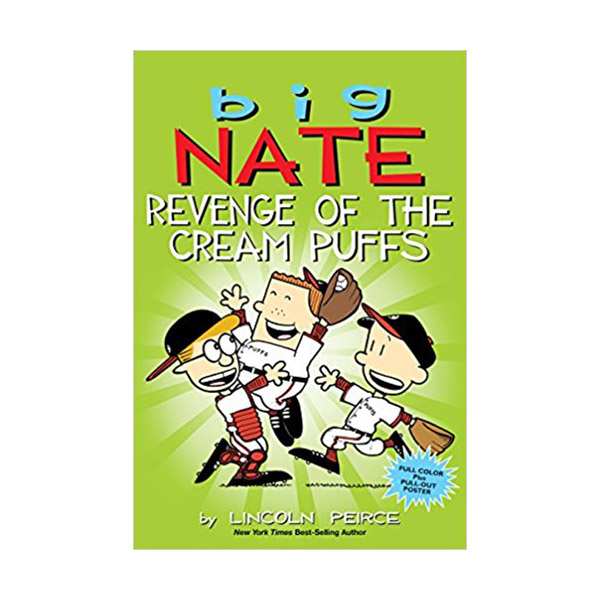 Big Nate : Revenge of the Cream Puffs (Paperback)