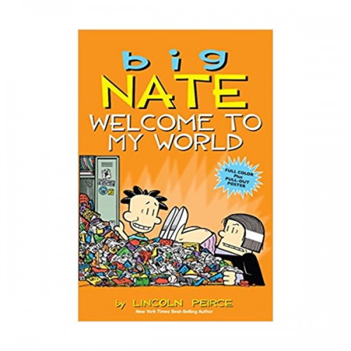 Big Nate : Welcome to My World : Color Edition (Paperback)