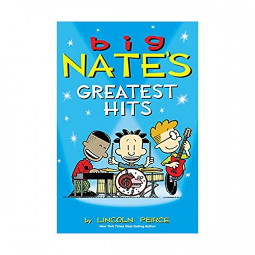 Big Nate's Greatest Hits : Color Edition (Paperback)