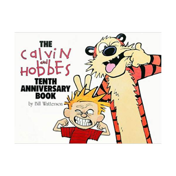 Calvin and Hobbes Series : Tenth Anniversary Book (Paperback)