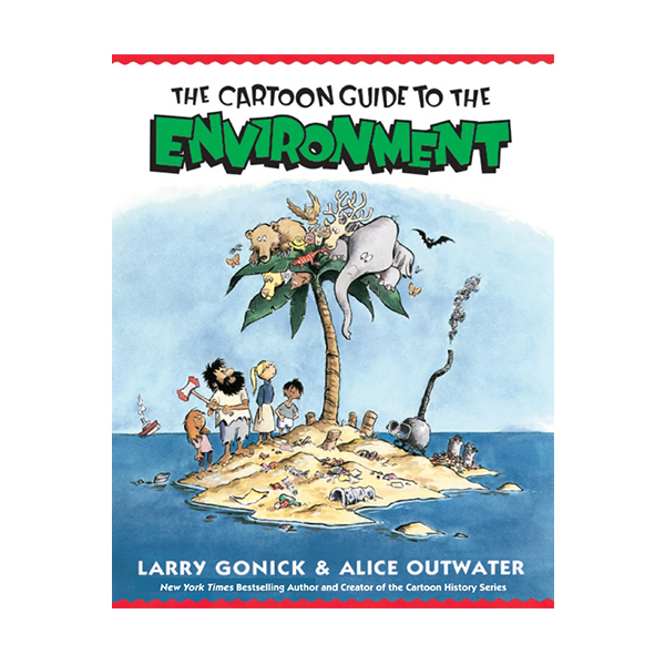 Cartoon Guide to the Environment (Paperback)