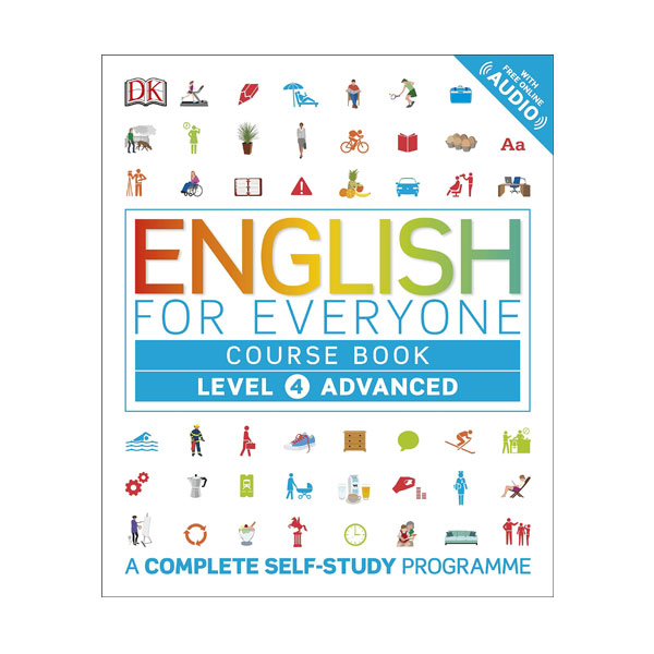 English for Everyone : Course Book Level 4 Advanced (Paperback, 영국판)