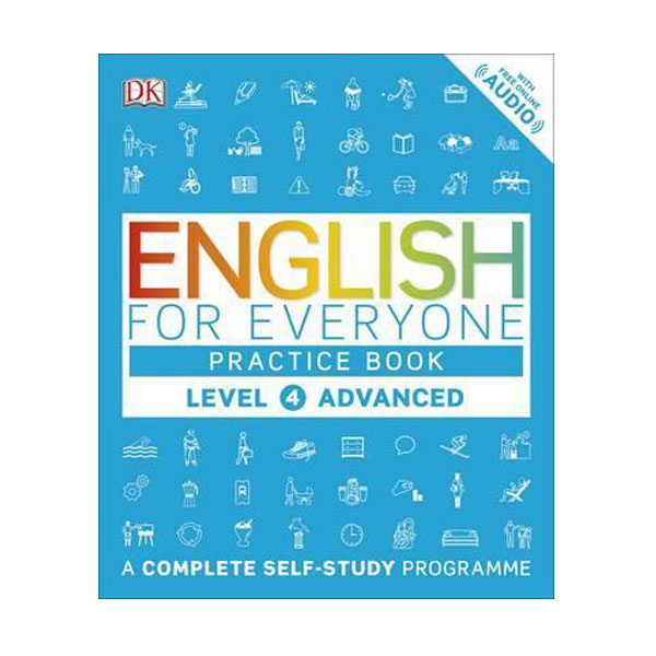 English for Everyone : Practice Book Level 4 Advanced (Paperback, 영국판)