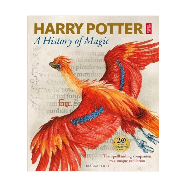 Harry Potter - A History of Magic: The Book of the Exhibition (Hardcover)
