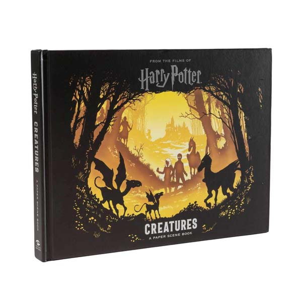 Harry Potter : Creatures: A Paper Scene Book (Hardcover)