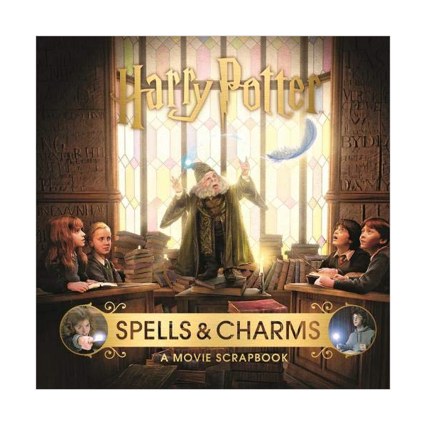 Harry Potter : Spells and Charms (Hardcover, 영국판)