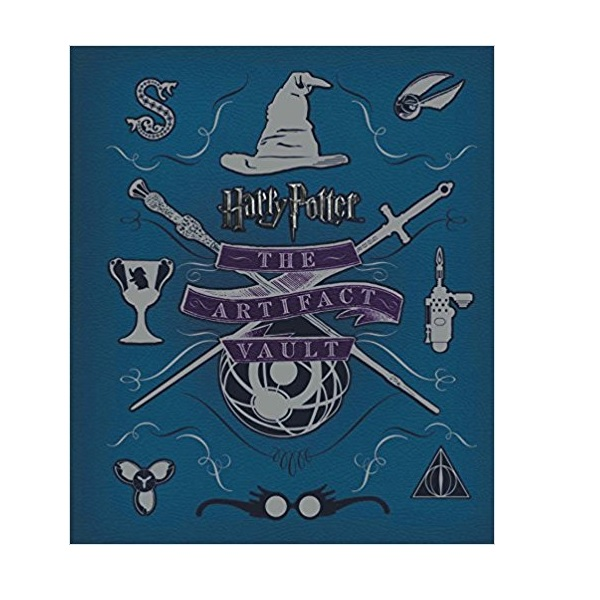 Harry Potter : The Artifact Vault (Hardcover)