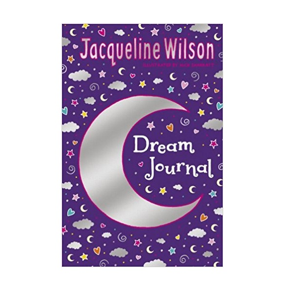 Jacqueline Wilson : Dream Journal (Paperback,영국판)