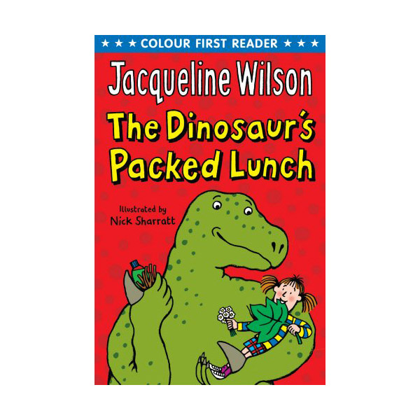 Jacqueline Wilson : The Dinosaur's Packed Lunch (Paperback)