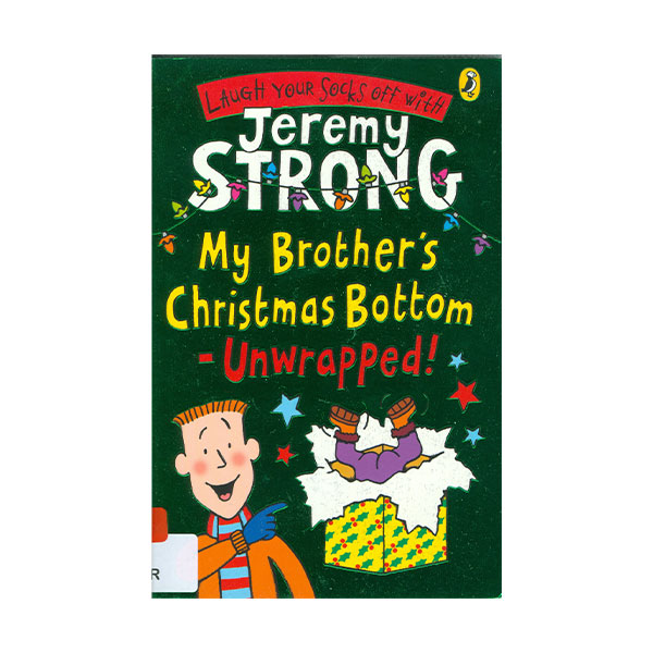 Laugh Your Socks Off with : My Brother's Christmas Bottom - Unwrapped! (Paperback,영국판)