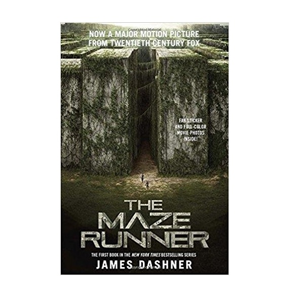 Maze Runner #1 : The Maze Runner (Paperback,Movie Tie-in)