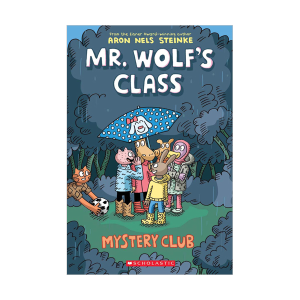 Mr. Wolf's Class #02 : Mystery Club (Paperback)