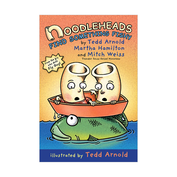 Noodleheads #3 : Noodleheads Find Something Fishy (Hardcover)