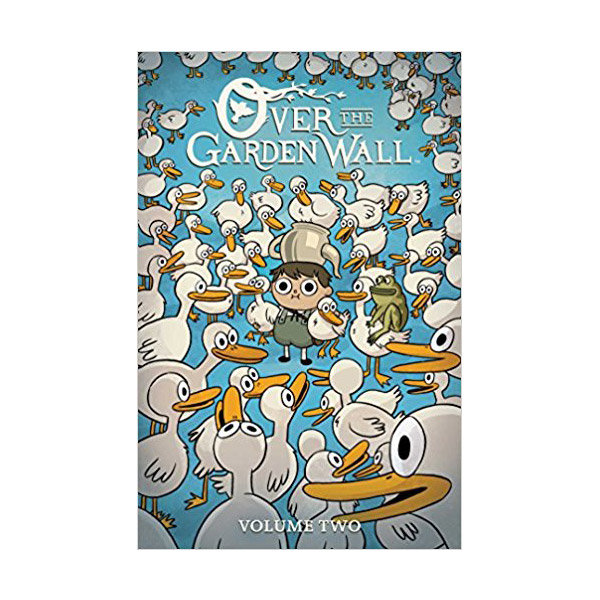 Over The Garden Wall Vol. 2 (Paperback)