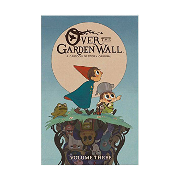 Over the Garden Wall Vol. 3 (Paperback)