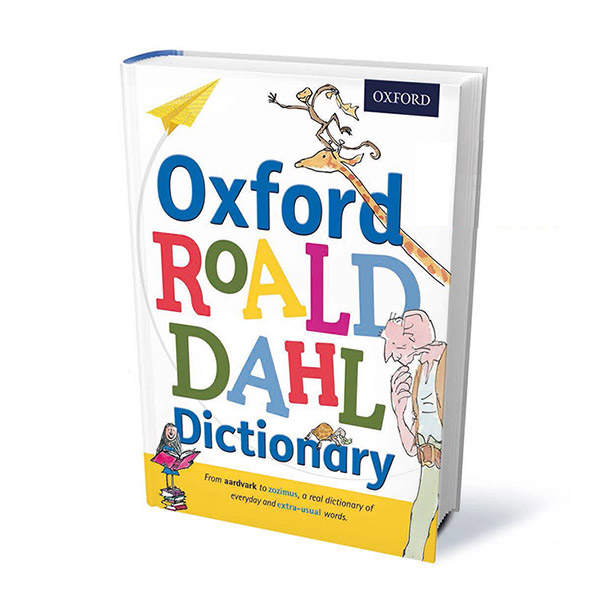Oxford Roald Dahl Dictionary (Hardcover, 영국판)