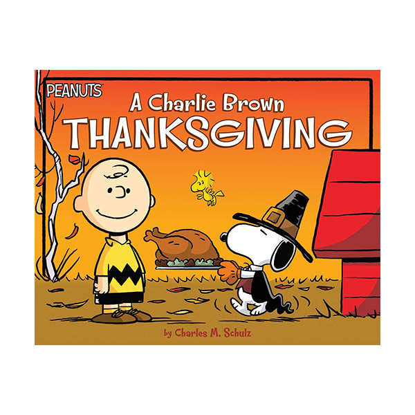 Peanuts : A Charlie Brown Thanksgiving (Paperback)