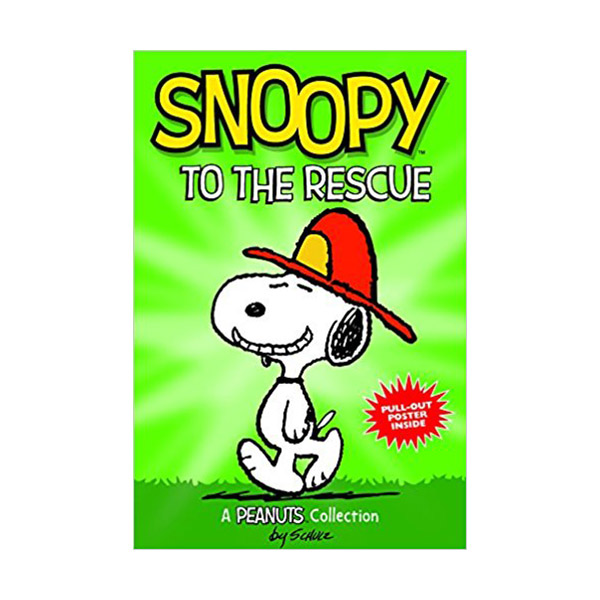 Peanuts Kids #8 : Snoopy to the Rescue: A Peanuts Collection (Paperback, full-Color)