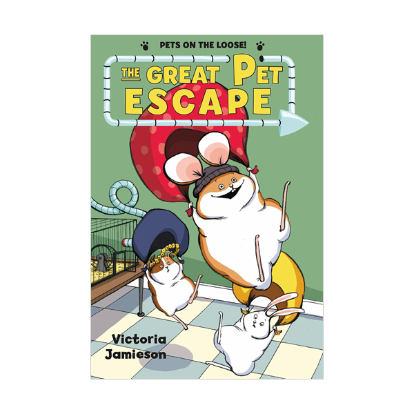 Pets on the Loose! : The Great Pet Escape (Paperback)