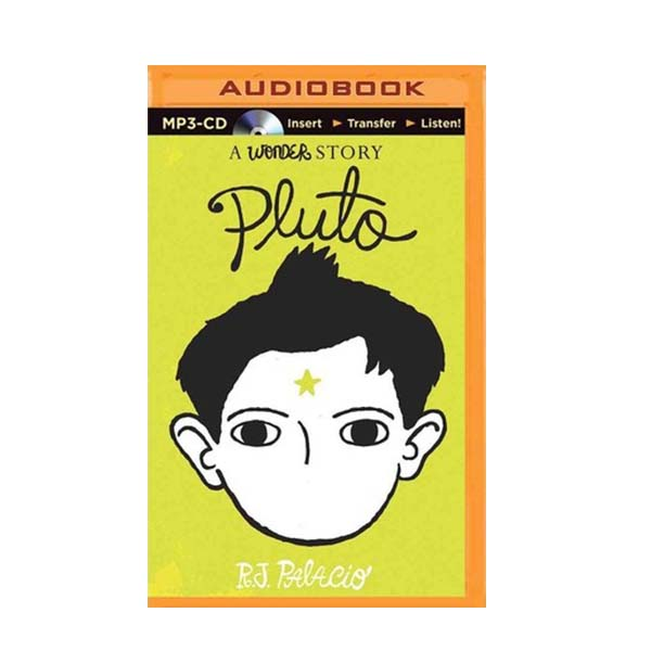Pluto : A Wonder Story (MP3 CD – Audio book)