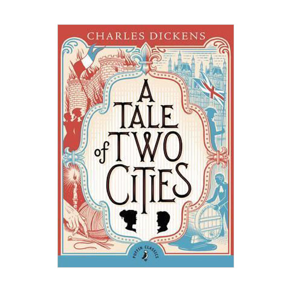 Puffin Classics : A Tale of Two Cities (Paperback)