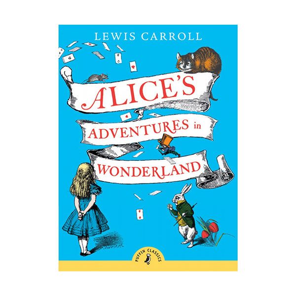 Puffin Classics : Alice's Adventures in Wonderland #1 (Paperback)