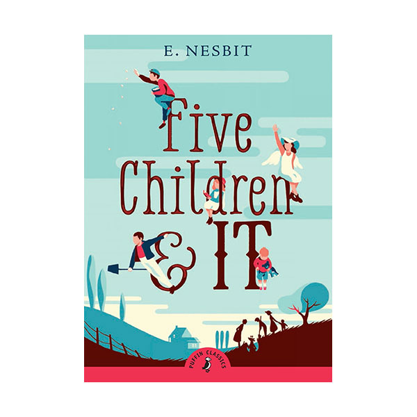 Puffin Classics : Five Children and It (Paperback)