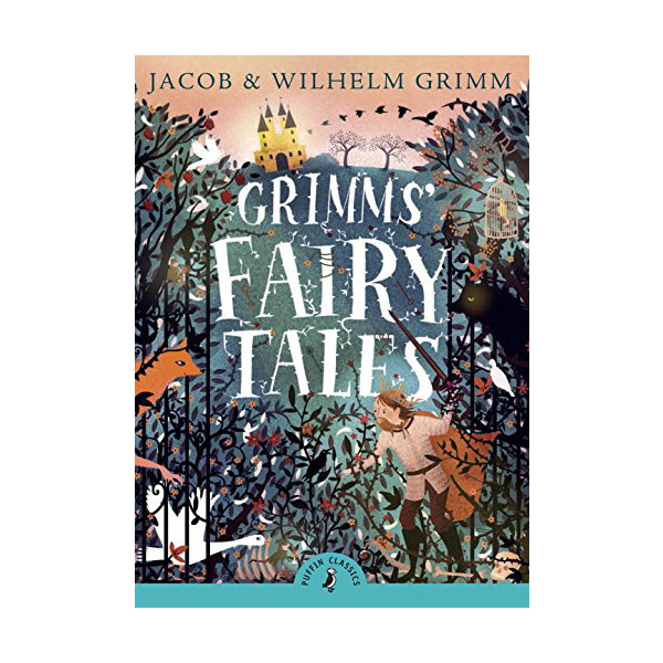 Puffin Classics : Grimms' Fairy Tales (Paperback)