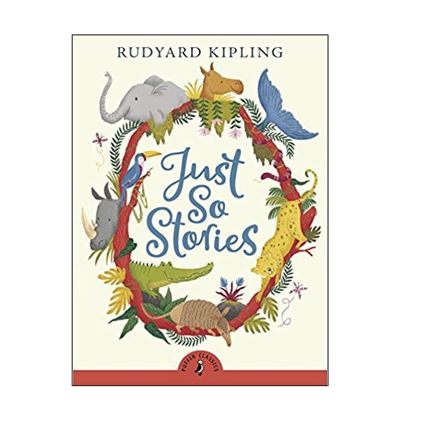 Puffin Classics : Just So Stories (Paperback)