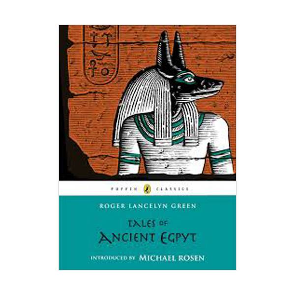 Puffin Classics : Tales of Ancient Egypt (Paperback)