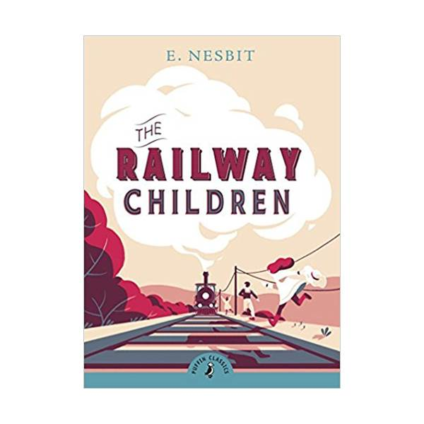 Puffin Classics : The Railway Children (Paperback)