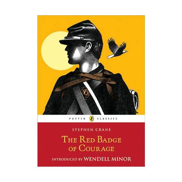 Puffin Classics : The Red Badge of Courage (Paperback)