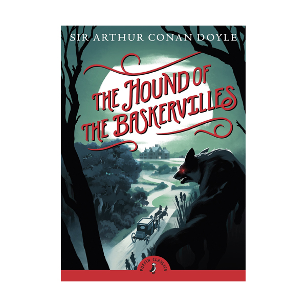 Puffin Classics: The Hound of the Baskervilles (Paperback)