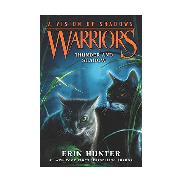 Warriors 6부 A Vision of Shadows #02 : Thunder and Shadow (Paperback)