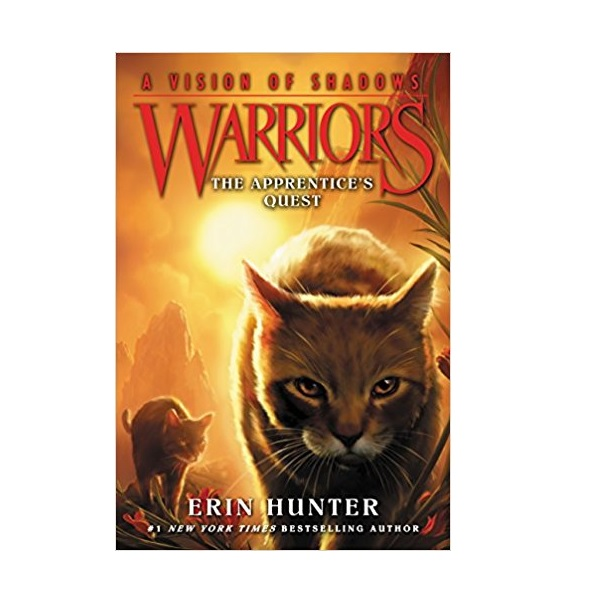 Warriors 6부 A Vision of Shadows #01 : The Apprentice's Quest (Paperback)