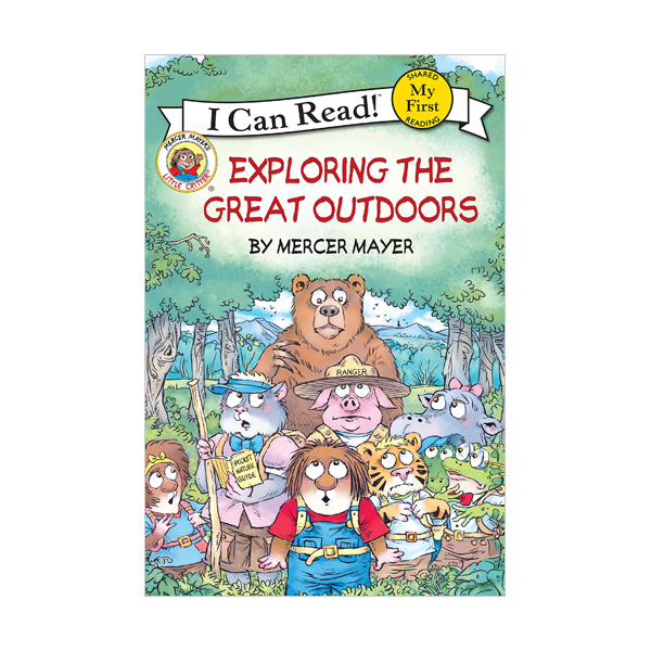 My First I Can Read : Little Critter : Exploring the Great Outdoors (Paperback)