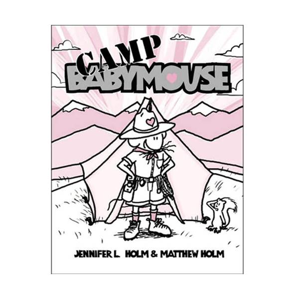 RL 2.0 : Babymouse Series #6: Camp Babymouse (Paperback)