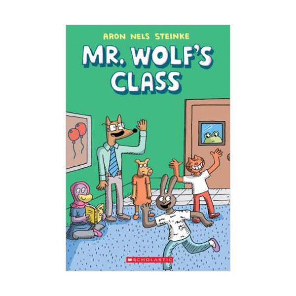 Mr. Wolf's Class #01 : The Mr. Wolf's Class (Paperback)