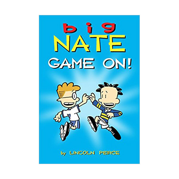 Big Nate Game On! : Color Edition (Paperback)