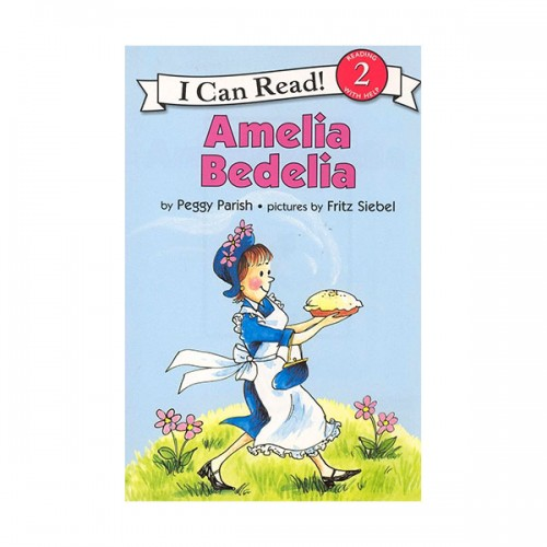 RL 2.5 : I Can Read Book Level 2 : Amelia Bedelia (Paperback)