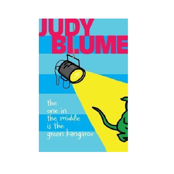RL 2.5 : Judy Blume : The One in the Middle Is the Green Kangaroo (Paperback)