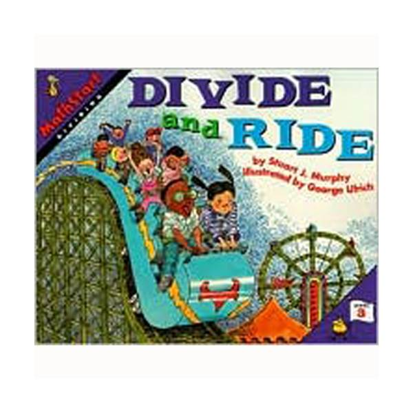 MathStart 3 : Divide and Ride (Paperback)
