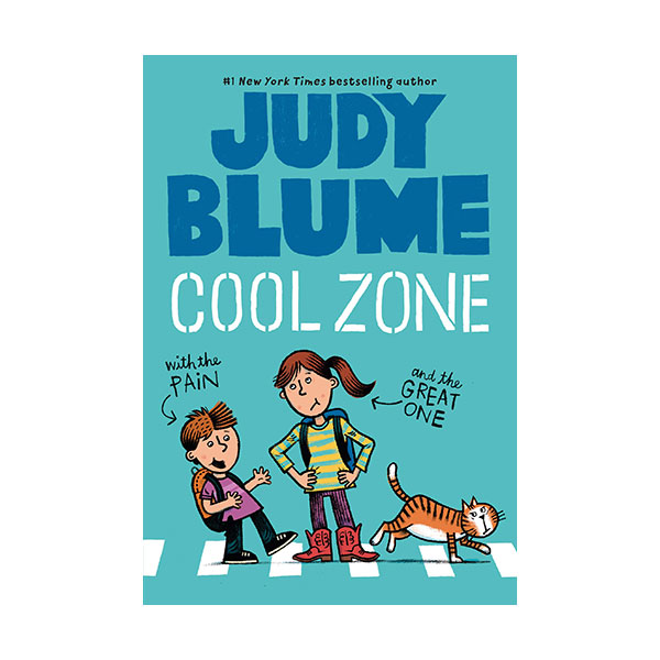 Judy Blume : Cool Zone with the Pain and the Great One #02 (Paperback)