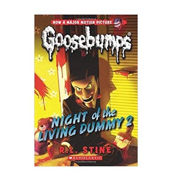 Classic Goosebumps #25 : Night of the Living Dummy 2 (Paperback)