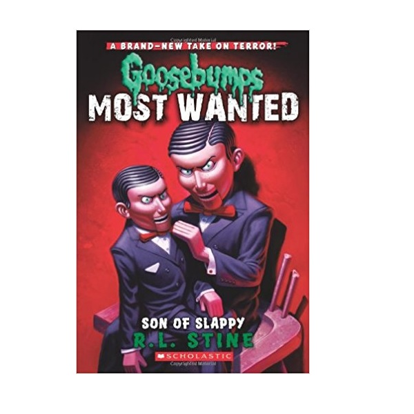 Goosebumps Most Wanted #2 : Son of Slappy (Paperback)