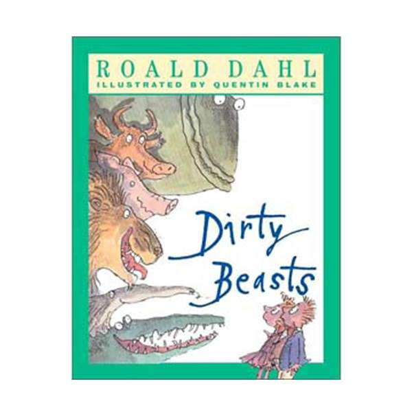 RL 3.1 : Roald Dahl : Dirty Beasts (Paperback)