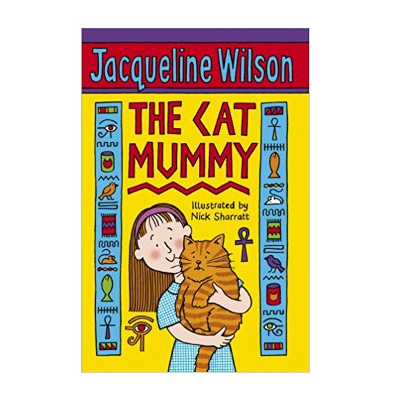 RL 3.2 : Jacqueline Wilson 저학년 : The Cat Mummy (Paperback)
